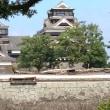 熊本城 二の丸広場から