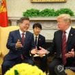 朝鮮半島の恒久的平和体制を構築し、朝米間の国交正常化など正常な関係を築くことを確信する