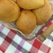 パンやスモークチキン