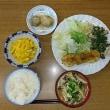 10月の男の料理
