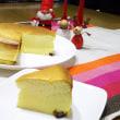 \(^o^)/  濃厚スフレ チーズケーキ