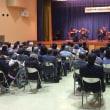 黒部市中央公民館でのコンサート
