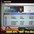 Hester 2009 @Pro-Bowl