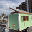 屋根のポップアップ機構 その10 ラストスパート
