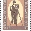 カメラ記念日 切手 フィンランド