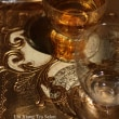 宜興紅茶とオールドバカラ