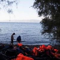 エーゲ海で移民船が沈没。子供と女性9人が死亡