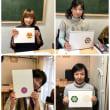 昨日は神聖幾何学HaRe・Art初級クラス1日目でした❤️