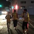 日の出、諏訪町、藤見町をパトロールしました。