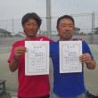 三条テニス協会杯ダブルス速報!