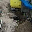 井戸掘りをします
