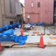 武蔵野市商業施設の新築工事