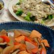かぶと鮭の治部煮