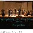 Philip Glass Symphony No.3