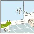 おトイレのミステリー