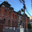 京都文化博物館・夕景
