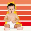 おフランスなコメディ「赤ちゃんの逆襲」