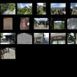 朝のウォーキング 遠出・・・金閣寺の安田火災のマーク「とびぐち」に感動♫