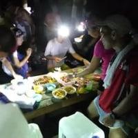 2018 富士山頂往復マラニック ②マラニック往路