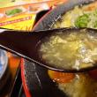 夢庵 ★あさりと野菜の酸辣湯うどん