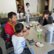 10月7日 ごてんば同友会まつりで、日本茶教室