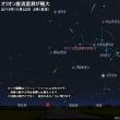 2018年 オリオン座流星群 と富士山 (^・ェ・)ジー…