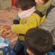 今年最初の「移動ふれあい動物園」は^^?