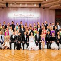 スカーレットダンスアカデミー1周年記念舞踏晩餐会