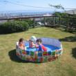■知恵蔵 今年の夏は、温泉&プール三昧
