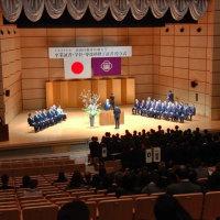 高山短大卒業式