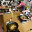 イタリアンパスタ料理教室 2018年9月『 白身魚のアクアパッツァ 』『 アボカドとフレッシュトマトのペペロンチーノ 』№2