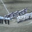 秋季高校野球静岡県中部支部予選2回戦 静岡vs静岡商
