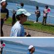琉くんと洞爺湖マラソン(2018)
