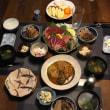 美味でございます!実家の晩御飯。