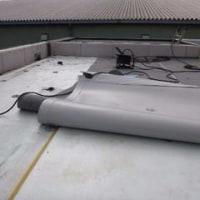 必殺雨漏り修理人の現場報告書/埼玉県戸田市/既存の断熱材を活かしたウレタン防水外断熱・機械的固定工法