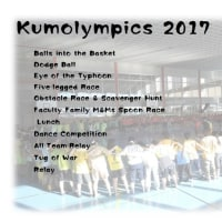Kumolympics Coming Soon
