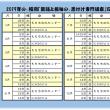 「年間専門講座日程」について②…福岡の専門講座