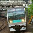 2018年9月1日  小田急 参宮橋  E233系マト6 急行新宿 25S