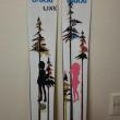 スキー板のチューン