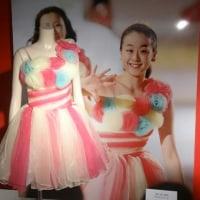 浅田真央展で、おもわず・・・。