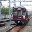 阪急 西宮北口(2011.9.9) 3081F 回送