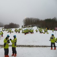 スキー教室が始まりました!