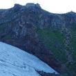 鳥海山。絶景登山@2日目(2017.8.6)その1 影鳥海。そして新山山頂