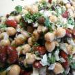 定番豆のサラダ