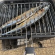 秋刀魚焼き器