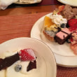 リッツカールトン大阪  スプレンディードのランチブッフェ