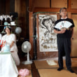 ゆっくん、萌花さん結婚お祝い会に‼