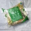 枝豆とひじき