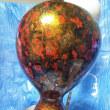 瓢箪(ひょうたん)の研ぎ出し細工 №15・・・瓢箪の飾り結びに悪戦苦闘⇒二重叶結び