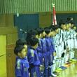 スポーツ少年団入団式